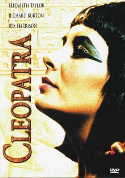 German DVDs - Cleopatra
