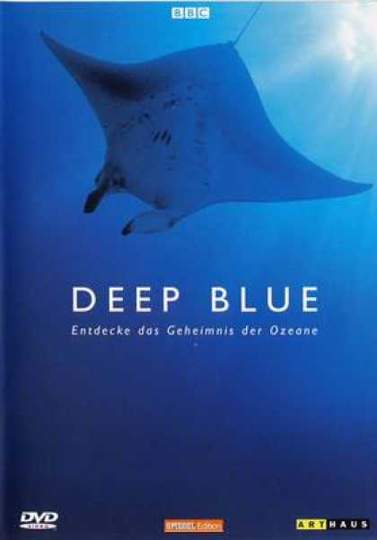 German DVDs - Deep Blue German R2 Spiegel