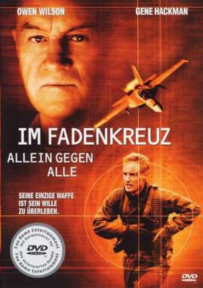 German DVDs - Behind Enemy Lines