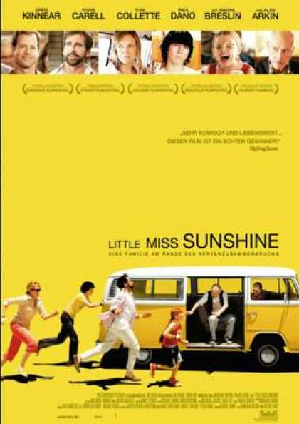 German DVDs - Little Miss Sunshine (2006) GERMAN3