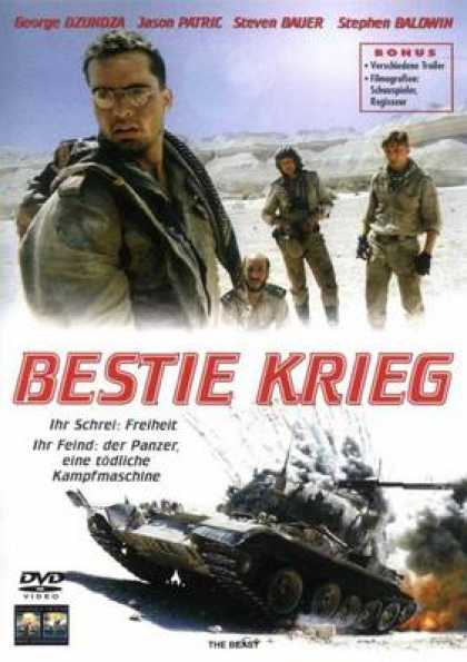 German DVDs - The Beast