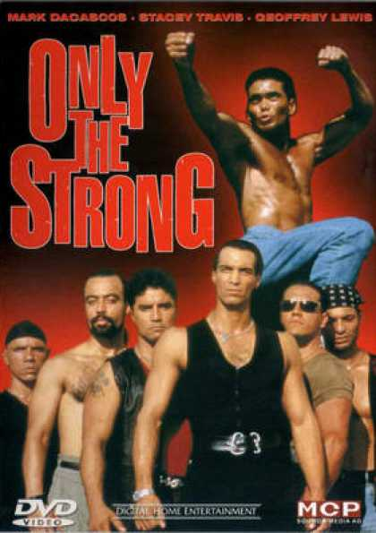 German DVDs - Only The Strong