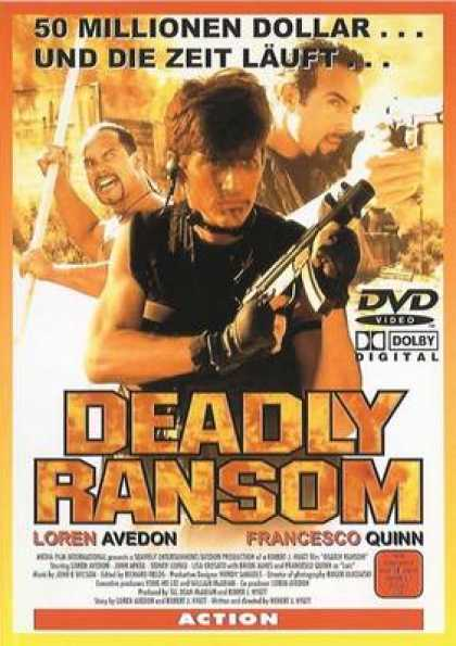 German DVDs - Deadly Ransom