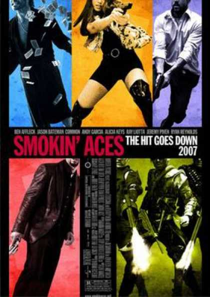 German DVDs - Smokin' Aces