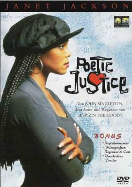 German DVDs - Poetic Justice