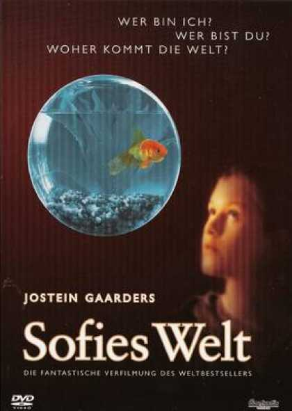 German DVDs - Sofies World