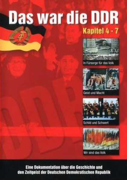 German DVDs - The World At War Episodes 4 - 7