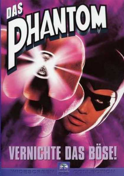 German DVDs - The Phantom