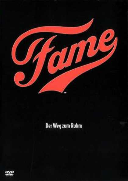 German DVDs - Fame