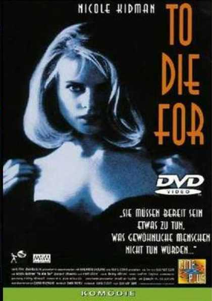 German DVDs - To Die For