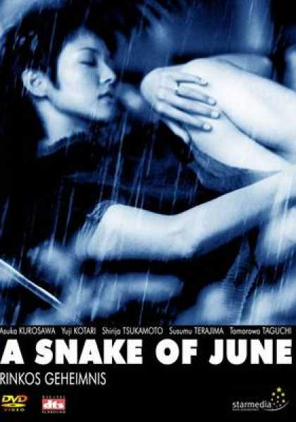German DVDs - A Snake Of June