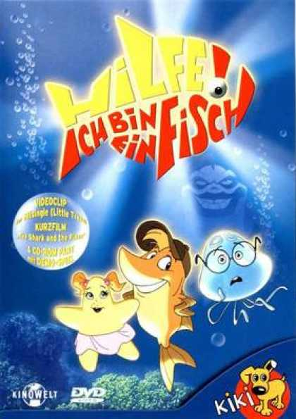 German DVDs - Help Im A Fish