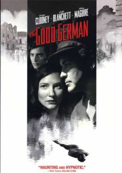 German DVDs - The Good German