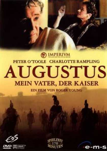 German DVDs - Augustus