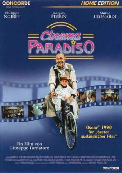 German DVDs - Cinema Paradise