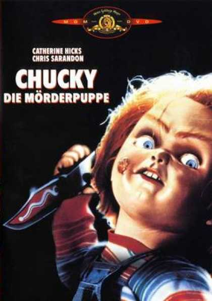 German DVDs - Chucky