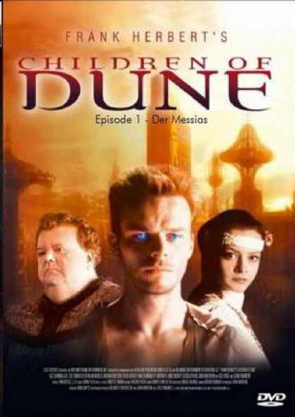 German DVDs - Children Of Dune Episode 1