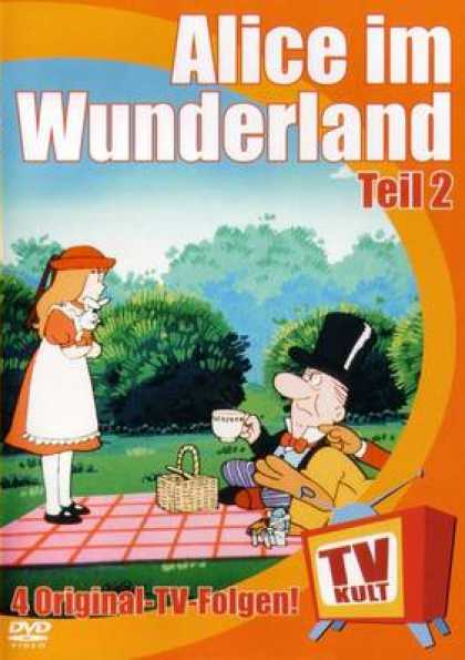 German DVDs - Alice In Wonderland Volume 2