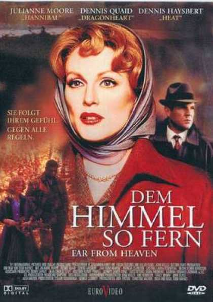 German DVDs - Far From Heaven