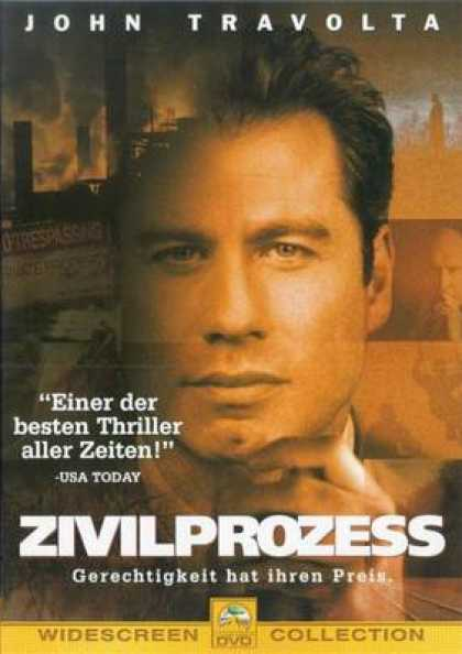 German DVDs - A Civil Action