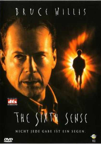 German DVDs - The Sixth Sense
