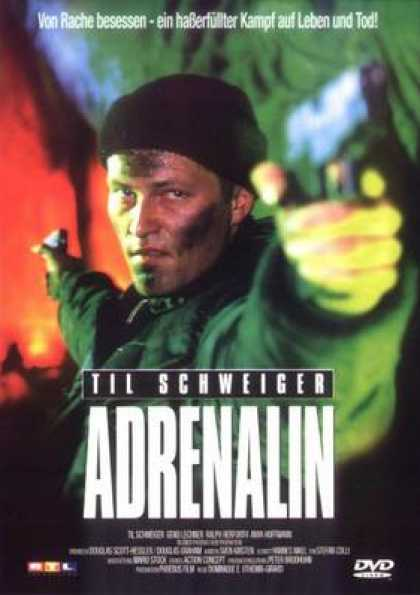 German DVDs - Adrenalin