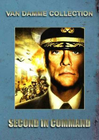 German DVDs - Second In Command (2006) GERMAN R2 COLLECTION