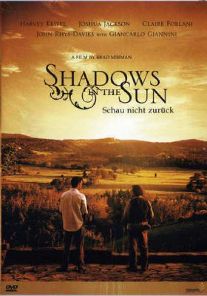 German DVDs - Shadows In The Sun