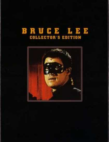 German DVDs - The Bruce Lee Collection