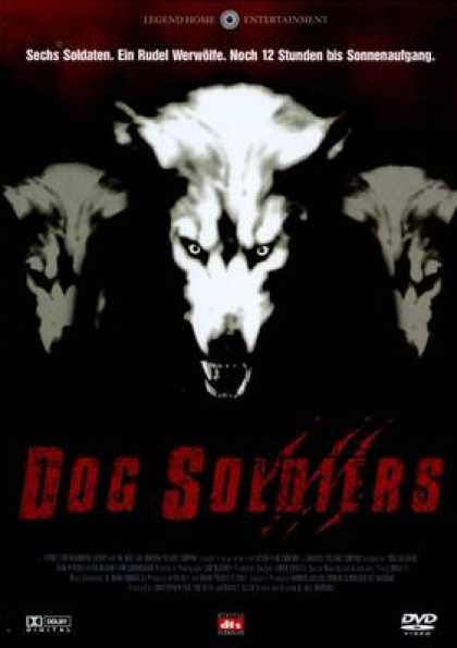 German DVDs - Dog Soldiers