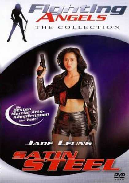 German DVDs - Fighting Angels The Collection Satin Steel