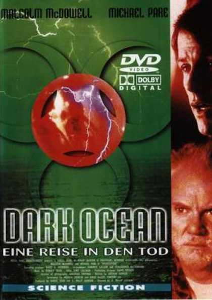 German DVDs - Dark Ocean
