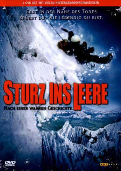 German DVDs - Touching The Void