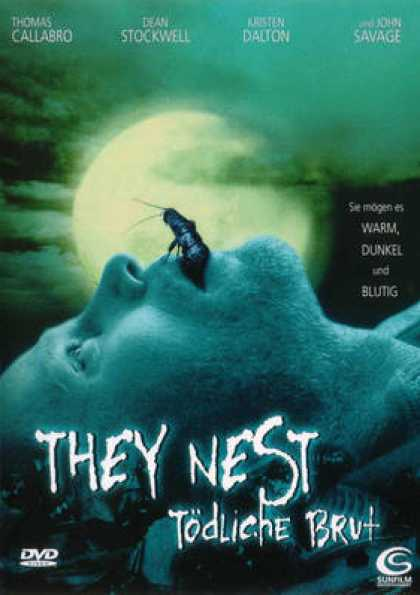 German DVDs - They Nest