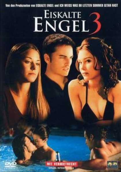 German DVDs - Cruel Intentions 3