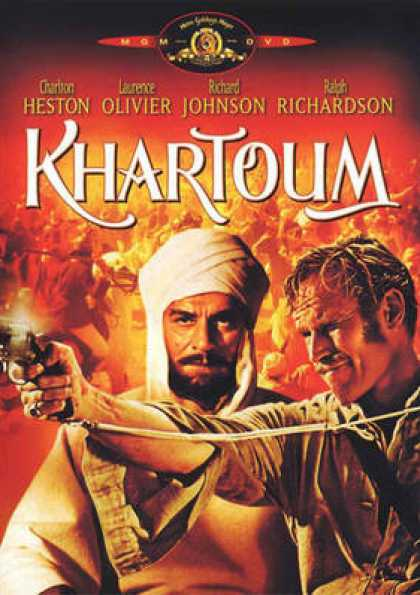 German DVDs - Khartoum