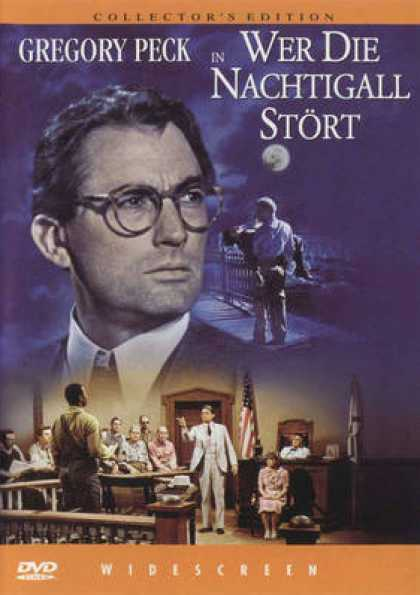 German DVDs - To Kill A Mockingbird