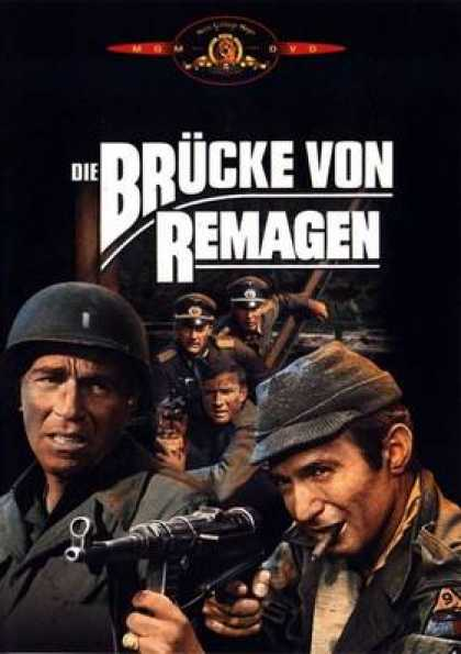 German DVDs - The Bridge Of Remagen