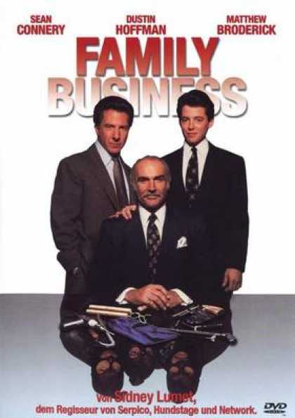 German DVDs - Family Business