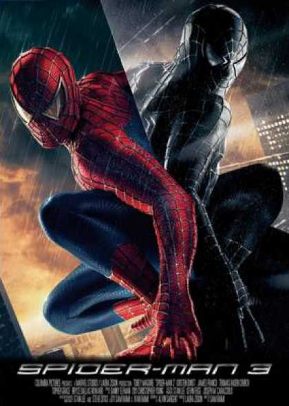 German DVDs - Spiderman 3 (2007) GERMAN1