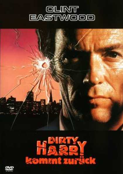 German DVDs - Dirty Harry - Kommt Zuriick