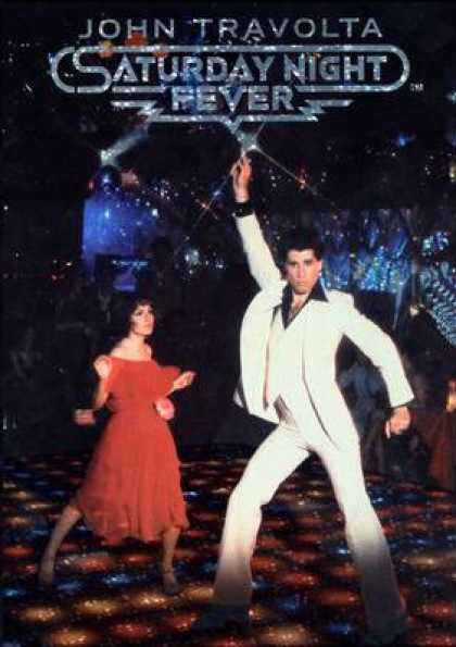 German DVDs - Saturday Night Fever