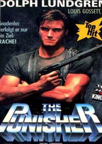 German DVDs - The Punisher