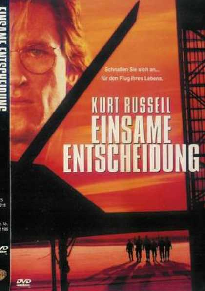 German DVDs - Executive Decision