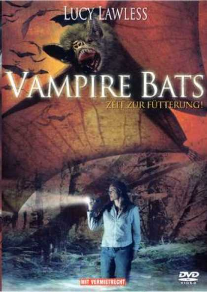 German DVDs - Vampire Bats