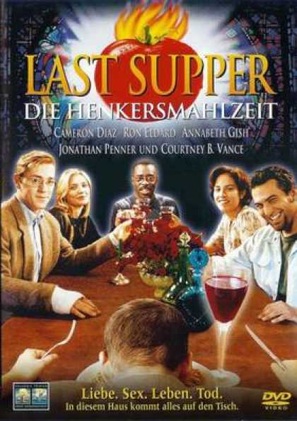 German DVDs - The Last Supper