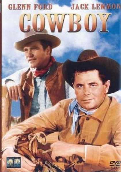 German DVDs - Cowboy