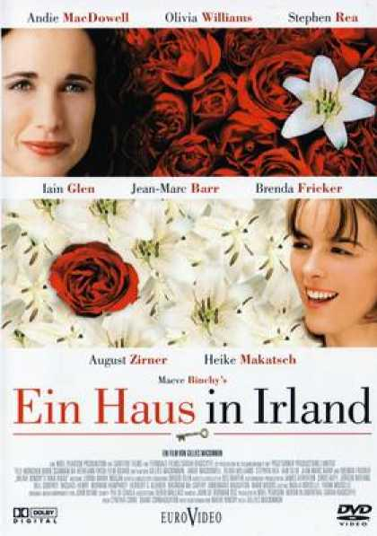 German DVDs - Ein Haus In Irland