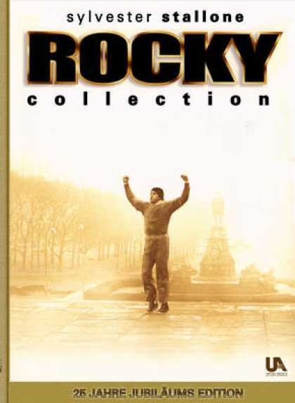 German DVDs - Rocky Collection (2007) GERMAN R2 (ok)