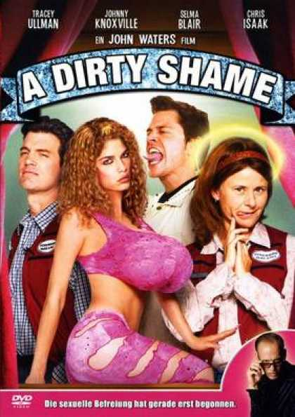 German DVDs - A Dirty Shame